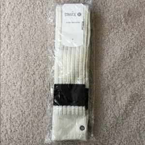 NWT over the knee socks